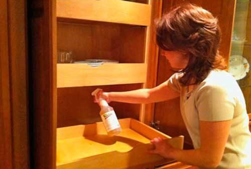 подготовка квартиры к обработке от клопов