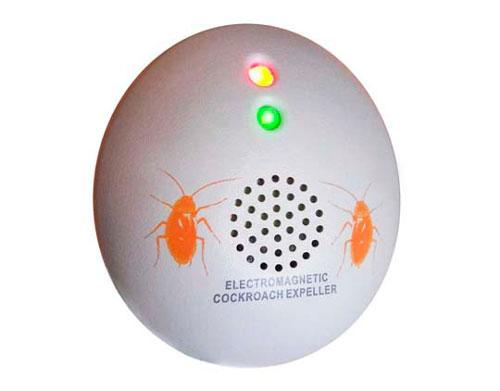 Ультразвуковой отпугиватель тараканов - плюсы и минусы