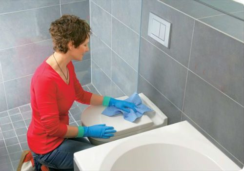обработка ванной от мокриц