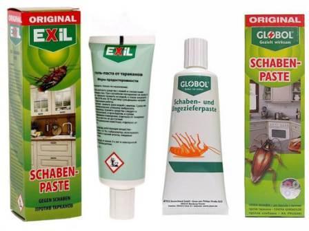 Самое эффективное средства от тараканова