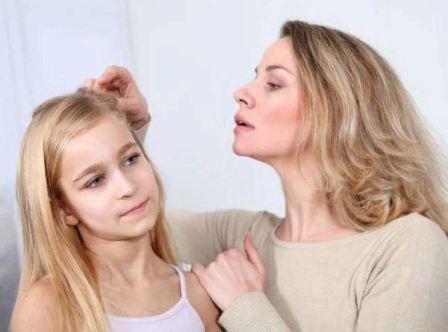 Эффективное средство от вшей для детей
