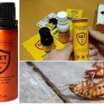 Убойное средство Get от тараканов, применение и описание