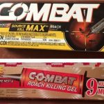 Описание геля Комбат от тараканов, применение