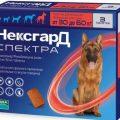 Применение таблеток для собак от блох и клещей
